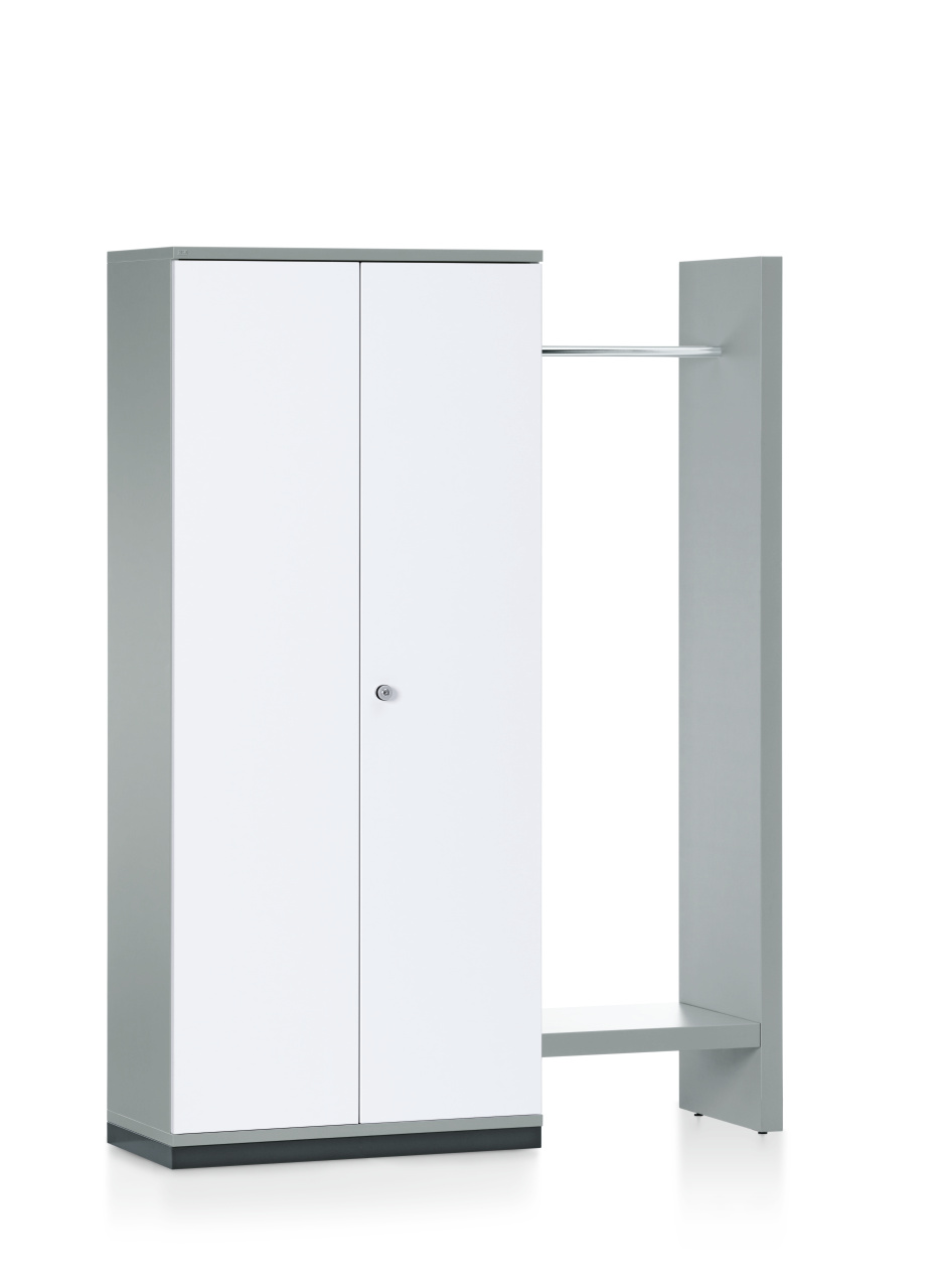 armoires portes battantes buromandie. Black Bedroom Furniture Sets. Home Design Ideas